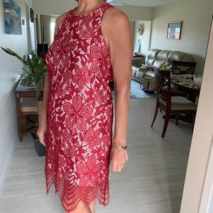 NWOT - Gorgeous XL Red Dress